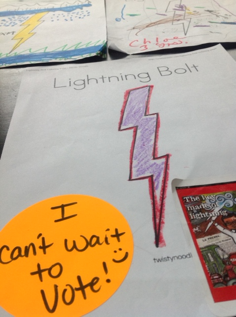 lightning can't wait to vote elem